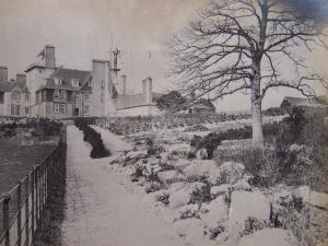 House from Lower Pond
