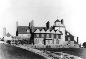Standen nearing completion in 1894