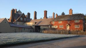 A Frosty Morning on Goose Green